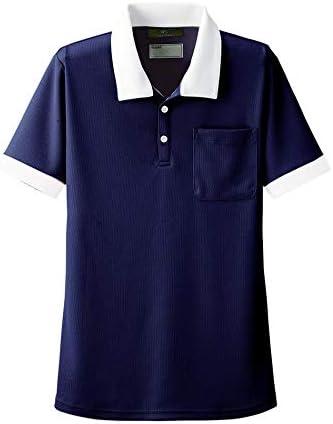 オープンカラーレディースポロシャツ レディース 吸水速乾 介護 ユニフォーム 可愛い 花柄 胸ポケット付