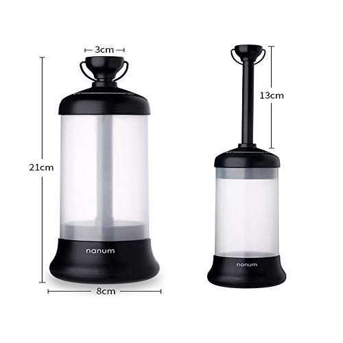 - Christmas Portable LED Camping Lantern Rechargeable,USB Atmosphere Lanterns,Camp Emergency Outdoor Light Survival Kit with Colourful Colors for Birthday,Party,Festival,Hurricanes, camp Outdoor (black)