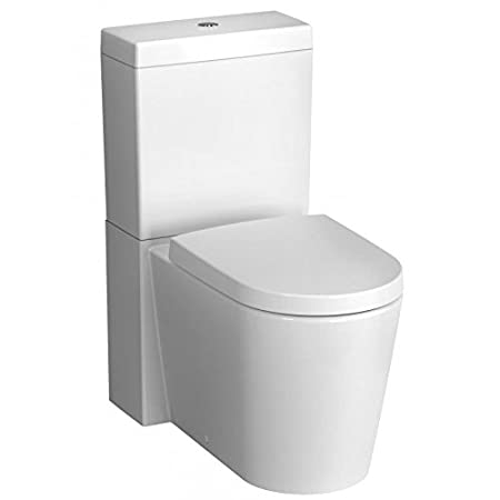 Sensational Vitra Matrix Close Coupled Toilet With Soft Close Seat Beatyapartments Chair Design Images Beatyapartmentscom