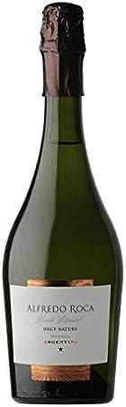 Alfredo Roca - Vino Espumante- Cava - Cuvée Especial- Brut Nature - Mendoza Argentina- 75 CL