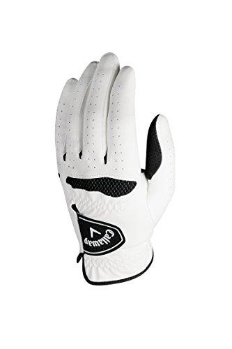 Callaway Men's Xtreme 365 Golf Gloves (Pack of 2), Cadet Medium/Large, Left Hand