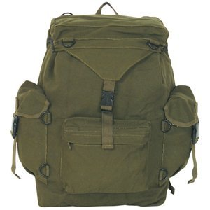 Australian Style Rucksack (Olive Drab), Outdoor Stuffs