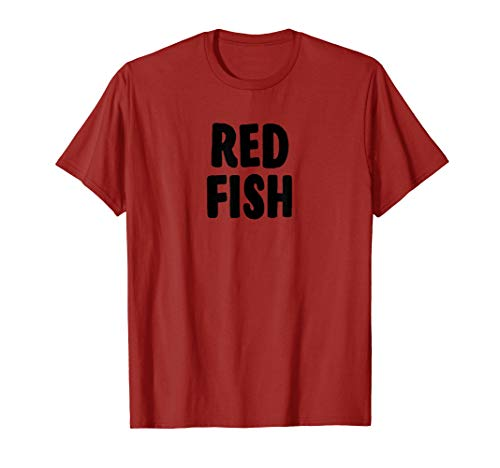 Red Fish Group Halloween Costume