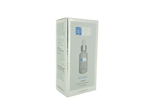 Global Beauty Care Premium Retinol Facial Oil-1.7 oz Bottle (Global Care)