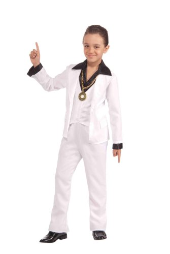 Forum Novelties 70's Disco Fever Child Costume, (Best 70s Costumes)