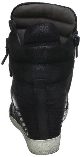 Kennel und Schmenger Schuhmanufaktur Soho - Altas de cuero mujer negro - negro