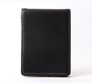 ティートアロンソ イタリアンレザー 極薄薄い軽い コインケース 小銭入れ Tito Alonso B078XHCJJP ブラック ブラック