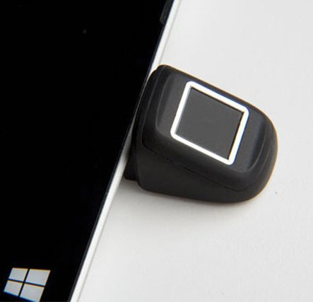 BIO-key SideTouch Compact Fingerprint - Tested & Qualified by Microsoft for Windows Hello - Eliminate Passwords on Windows 8.1/10 - Includes OmniPass Online Password Vault with Purchase by BIO-key (Image #4)