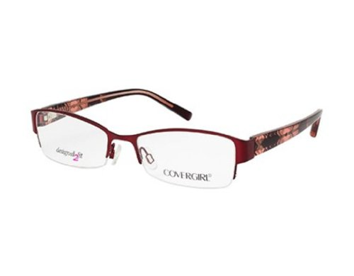 COVER GIRL Eyeglasses CG 0432 069 Shiny Bordeaux - Eyewear Covergirl