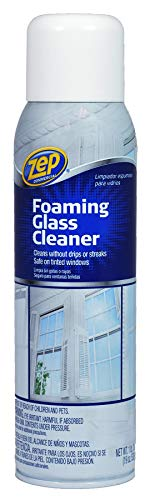 (Zep Not Commercial ZUFGC19 19 Oz Foaming Glass Cleaner)