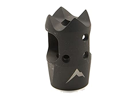 GBB Airsoft TRY IND Medieval Style Flash Hider Airsoft AEG