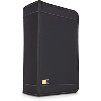 Amazon Com Caselogic Cdw128t Cd Dvd Wallet Holds 136