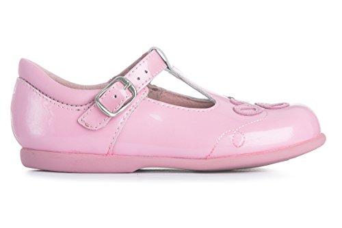Start-rite Rose Pixie Girl'Patent Lauflernschuhe Pink