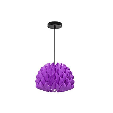 BAJIAN-LI Modern luxury A-13P DIY Kit Chandelier PP Pendant Lampshade Suspension Chandelier Light Cable and Lamp Base #16 by BAJIAN-LI (Image #4)