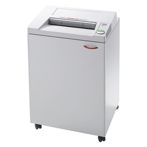 MBM Destroyit 4002 Cross Cut Deskside Level P-4 Paper Shredder by MBM