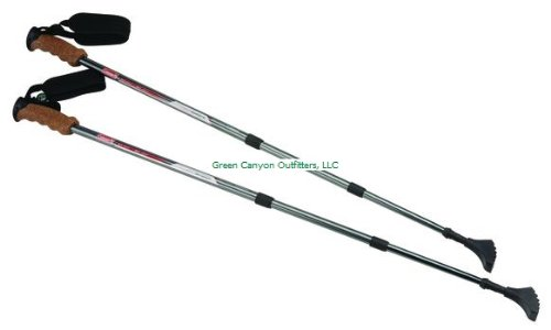 Coleman Trekking Poles (Piece of 2), Outdoor Stuffs
