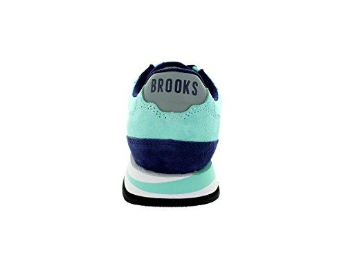 Calzado De Running Brooks Mujeres Chariot Aquasky / Blueribbon