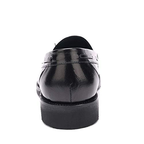 Sposa Traspirante Urti Scarpe da Uomo da A Nappe Basse Stile di Punta Inglese Scarpe Scarpe Assorbimento Pelle Winered in Tagnaq6