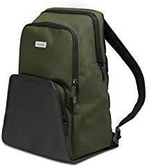 Black Medium Moleskine City Travel Backpack
