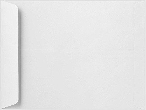13 x 17 Jumbo Envelopes 28lb Bright White Pack of 50