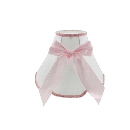 Koala Baby Ribbon Baby Girl Nursery Lamp Shade Pink (Lamp Boy Shade Baby)