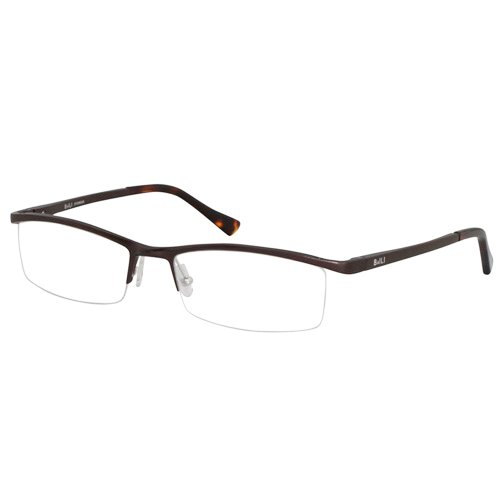 EyeBuyExpress Rectangle Brown Reading Glasses Magnification Strength 1.75 by EyeBuyExpress