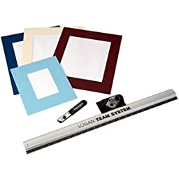 Logan 440-1 Team Cutting System Plus For Framing, Matting, Precision Cutting, and Design