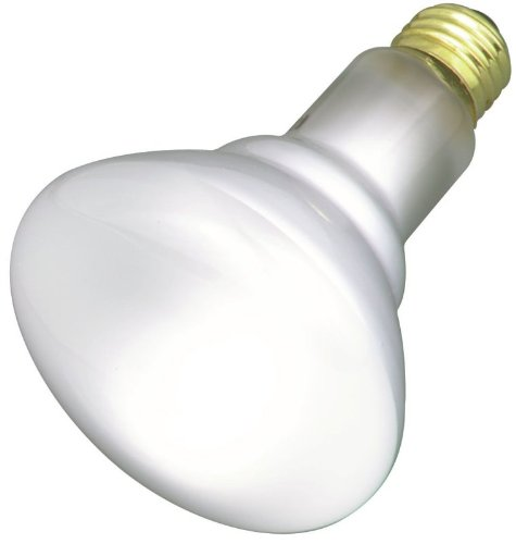 Satco S3408 65W 130V BR30 Frosted E26 Base Incandescent ligh