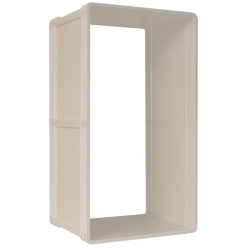 Perfect Pet Wall Kit for All Weather Dog Door, Super Large, For 4.75