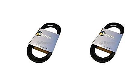 D/&D PowerDrive 265-146 STENS Replacement Belt