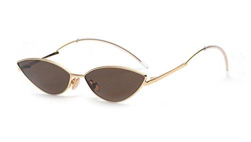 FEISEDY Fashion Designer Sunglasses Retro Small Petals Shape Arc Temple Design B2298 by FEISEDY (Image #1)