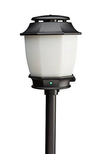 NuTone HVLFABL Haven Mosquito Repellent Outdoor Light, Black by Nutone