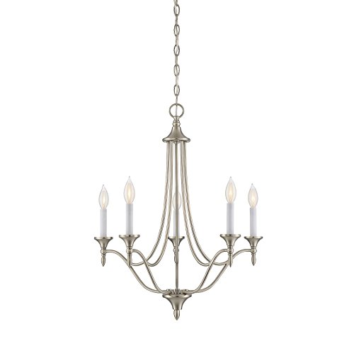 Savoy House 1-1008-5-SN Herndon 5-Light Chandelier