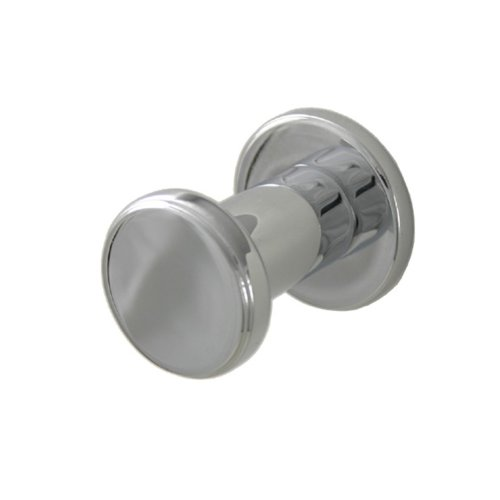 Allied Brass FR-20-PC Fresno Collection Robe Hook, Polished Chrome