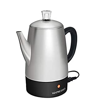 Mixpresso Electric Coffee Percolator