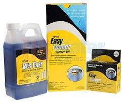 Pro Res Care Water Softener RESIN Cleaner KIT 64oz + Automatic Easy Feeder STARTER KIT