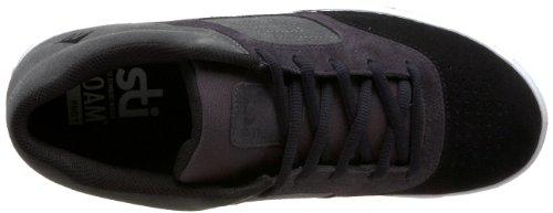 Emerica REYNOLDS 3 6102000011 - Zapatillas de skate de ante unisex Gray - Dark Grey/Grey