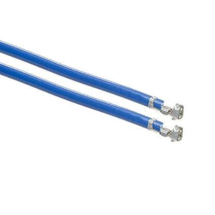 0500588000-02-L1-D 2 PRE-CRIMP 3047 BLUE Pack of 250
