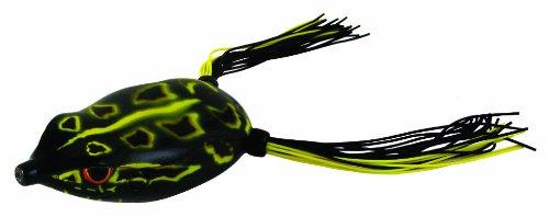 Spro Bronzeye Frog 65 Bait-Pack of 1, Rainforest Black