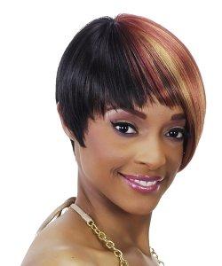 (New born free human hair wig, 0912H RICKY (Human Remi))