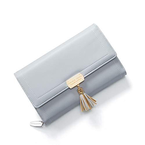 Handbag PU Molodo Shoulder Bags Blue Leather Purse Tote Grey Crossbody Satchels qUq06