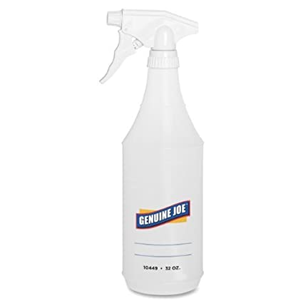 GJO10449 plástico botella del aerosol, 32 oz