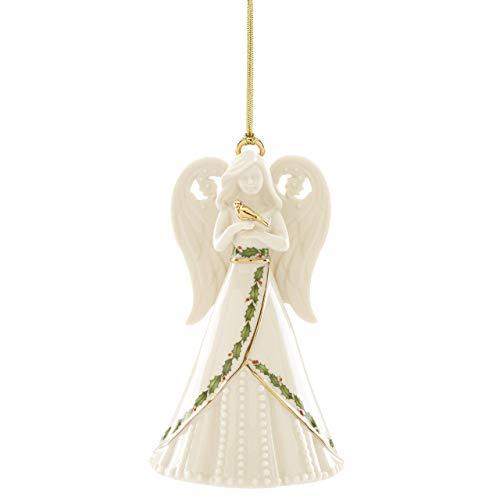 Angel Ornaments For Christmas Tree (Lenox 885759 2019 Angel Bell)