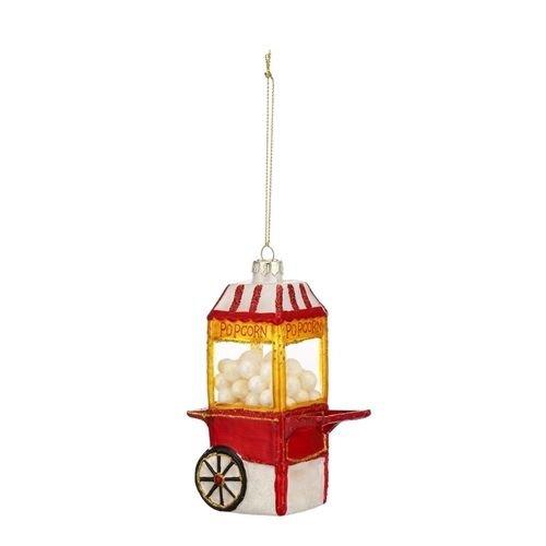 popcorn christmas ornaments - 8