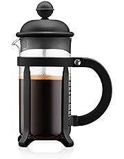 Bodum 1903-01 Java French Coffee Press 3 cup 0.35l 12oz zwart