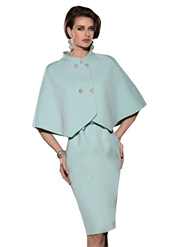 mother of the bride dresses and coat - 2