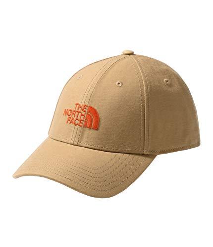 The North Face Unisex 66 Classic Hat Cargo Khaki/Zion Orange One Size