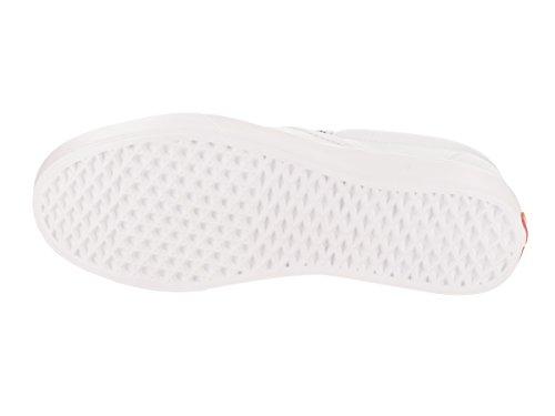 Bestelwagens Unisex Slip-on Lite (canvas) Skate Schoen True / White