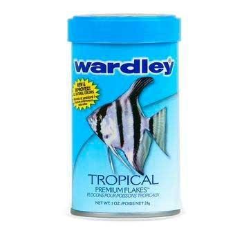 Wardley Products Tropical Flakes 1oz by Wardley