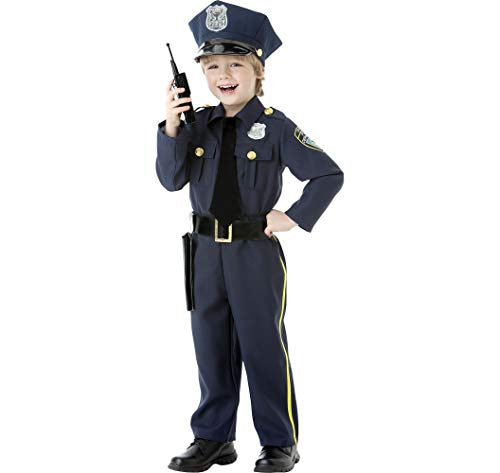 Police Officer Costume - Toddler